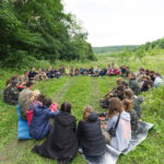 Тернопільська молодь пройшла через важкі випробування у Долині Змій (фото)