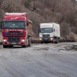 Дорожники просять водіїв фур планувати виїзд завчасно, адже ремонтуватимуть обхід Тернополя