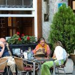 За кордоном тернополянку найбільше вразили пенсіонери