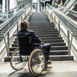 Тернополянка пропонує створити карту місць несприятливих для людей з інвалідністю