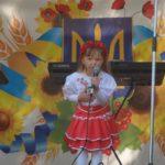 Наймолодшій учасниці міжнародного фестивалю на Тернопільщині – три роки (фото)