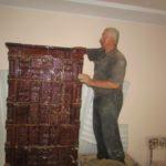 Через відмову у субсидіях жителі Тернопільщини будують печі і грубки (фото)