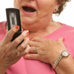 Чому смс-повідомлення ледь не довело пенсіонерку з Тернопільщини до інфаркту