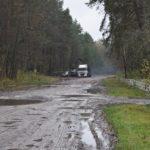 На Тернопільщині селяни лишилисчя без дороги, бо гроші, призначені на її ремонт, вкрав начальник