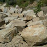 Житель Тернопільщини сам накопав собі цінного каменю у сусідньому районі