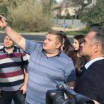 Керівник Укравтодору Славомір Новак: «Тернопільщина – одна з п'яти областей, які найкраще впорались з виконанням робіт»