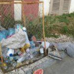 У Тернополі чоловіка викинули на смітник