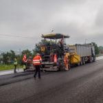 Дуже красиво. Нову дорогу на Тернопільщині можна побачити з неба (відео)