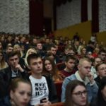 Віце-прем'єр-міністр з питань європейської та євроатлантичної інтеграції у Тернополі зустрілася зі студентами (фото)
