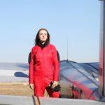 Щоби пережити нові емоції, тернополянка стрибнула з висоти 3 тисячі метрів (фото, відео)