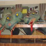 Де на Тернопільщині зберігають велетенські голови дракона