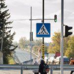 У селі на Тернопільщині облаштували світлофор на вимогу громади