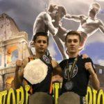 Тайські боксери з Тернополя здобули перемогу  в Італії