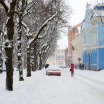 Два роки тому у Тернополі випав аномальний сніг