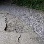 У Тернополі є дорога, яка дуже потребує ремонту