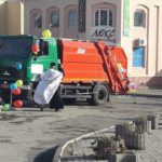 На Тернопільщині освятили  сміттєвоз