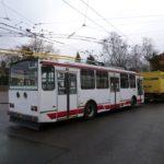 Тернопільські безхатьки їздять у тролейбусах, щоби погрітися