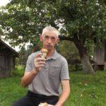 Ярослав Цісарчук з Тернопільщини мав корову, яка збирала гриби