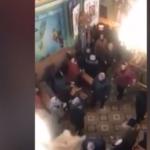 Священика з Тернопільщини, якого душили у церкві, звинувачуюють у педофілії (відео)