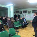 За місяць Тернопільщину відвідали 5 потенційних кандидатів у Президенти України