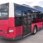 У Тернопіль їдуть сучасні, великі автобуси