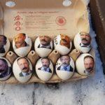 Яйце, кинуте у народного депутата від Тернопільщини, прирівнюють до людського життя