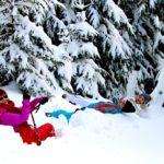 У горах тернополянка шукала снігову людину