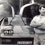 Сорок років тому житель Тернопільщини зібрав автомобіль, який і сьогодні здивував би кращі автосалони Європи (фото)