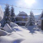 На цих фото тернополяни можуть побачити, що таке справжній снігопад