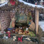На Тернопільщині у різдвяній шопці замість овець – собаки