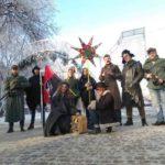 У Тернополі колядують повстанці, зв'язкові, НКВДисти і Сталін