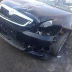 Правоохоронці оштрафували водія, який вразив тернополян умінням на шаленій швидкості вписуватися у повороти