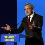 Гриценко лідирує на виборах президента при об'єднанні з Садовим – опитування