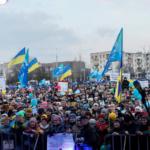 Юлія Тимошенко зібрала на мітингу в Сєверодонецьку 10 000