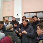 Пенсіонери плакали під час перебування цього політика на Тернопільщині