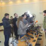 Що побачила тернопільська журналістка там, де готують солдатів Національної гвардії