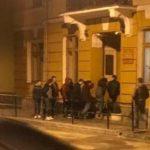 Тернопільським любителям вечірньої музики довелося спілкуватися з поліцією (фото)