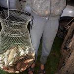 На Тернопільщині затримали браконьєрів із сіткою «Парашут»