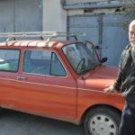 Житель Тернопільщини їздить на дуже раритетному автомобілі (фото)