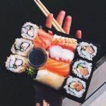 З яким напоєм їдять суші?