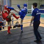 Кулаками та ногами билися 80 хлопців за першість Тернопільської області з таїландського боксу (фоторепортаж)