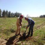Тернополянка проїхалася розмінованими полями Луганщини