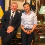 Про що говорив відомий уродженець Тернопільщини під час першої особистої зустрічі з новим Президентом