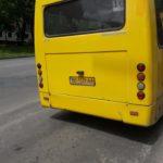 Водій тернопільської маршрутки посварився з пасажирами через клаптик паперу (відео)