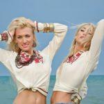 Приїхавши до Америки, українські сестри стали успішними моделями після тридцяти років