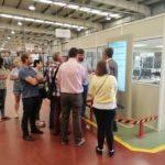 Керівник Креатор-Буду побував з робочим візитом  в Іспанії  на виробництві компанії «Fermator» (фото)
