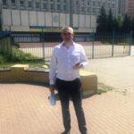 Серед фаворитів на окрузі з центром в Зборові першого зареєстрували Чайківського.