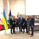 Сергій Надал у канадській Оттаві презентував електронні сервіси Тернополя