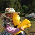 На Тернопільщині дітям показали, звідки береться смачний мед