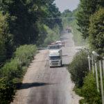 У мережі з'явилося відео, хто найбільше руйнує дороги на Тернопільщині